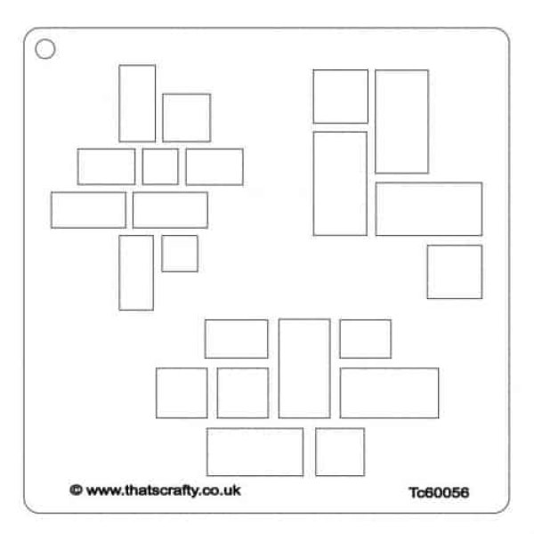 Thats-Crafty-Rectangles-and-Squares-Stencil
